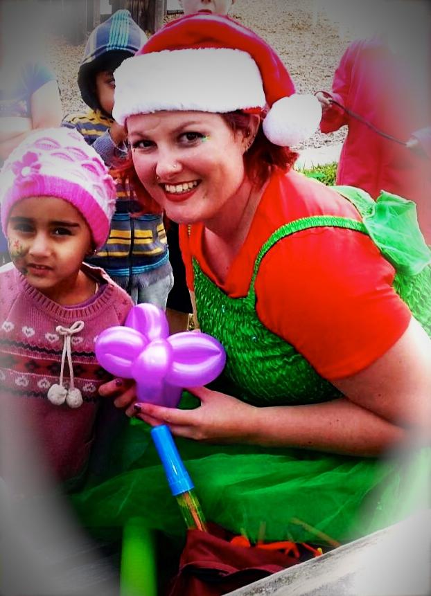 The-Christmas-Fairy-and-Holly-Christmas